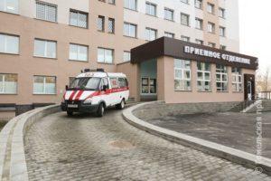 Перевозка лежачих больных из больницы домой